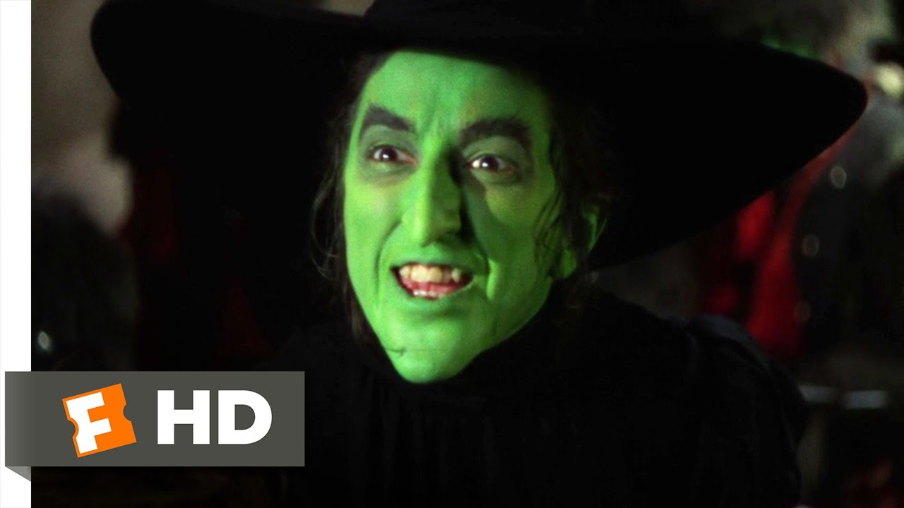 Melting! - The Wizard of Oz (7/8) Movie CLIP (1939) HD - YouTube
