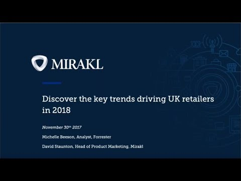 Retail Predictions 2018  The Year of Experiences