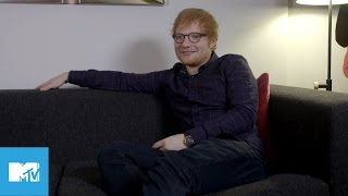 Ed Sheeran Talks Divide & The Best Song He