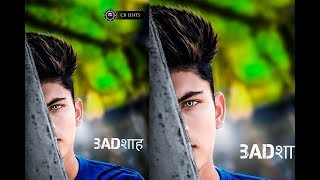 CB Edits New Style || High color contrast CB Editing || Best Cb Editing In Photoshop CS6 ||
