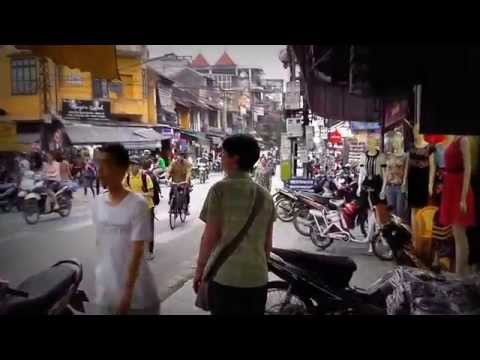 Downtown Hanoi -  einfach der Wahnsinn !