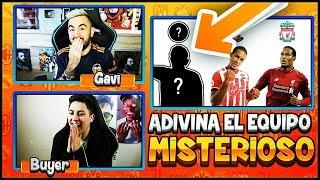 ADIVINA EL EQUIPO MISTERIOSO ft. xBuyer