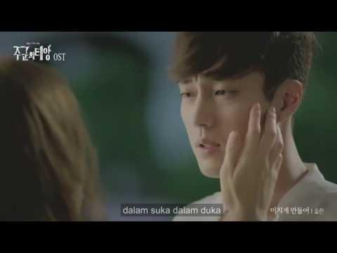 Sufian Suhaimi - Harus Aku (Korean Music Video) Lirik