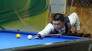 NGUYỄN QUỐC NGUYỆN - PHAN THANH PHONG. Giải Billiards Carom 3 Băng Quảng Ngãi. Tranh Cup Lions