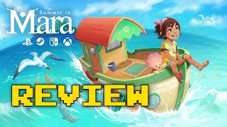 Summer in Mara Review (Video Game Video Review)