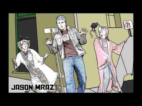 Jason Mraz - Plane (early live version - 2004)
