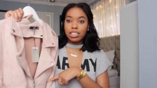 HUGE Spring Haul 2017 | Zara, Missguided, Forever 21, & More!!