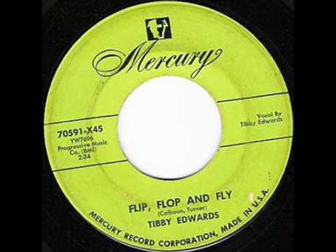 Tibby Edwards - Flip Flop And Fly