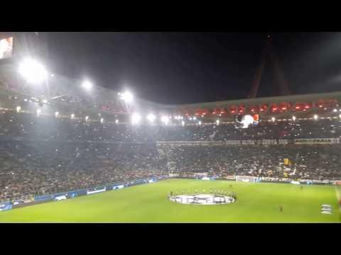 Juventus Anthem - Juventus vs Porto 14 March 2017