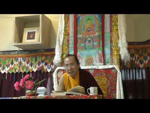 HH 42 Sakya Trizin Ratna Vajra Rinpoche Clarifying the Sage's Intention day  2 11