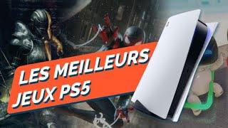 PS5 : Les meilleurs jeux au lancement !