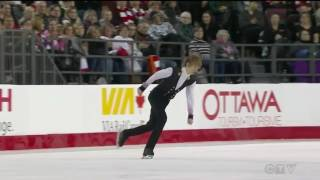 Kevin Reynolds 2017 Canadian National Figure Skating Championships - FS