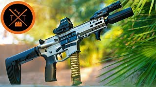 ★★9mm AR Pistol Build // CMMG Banshee New Mods?