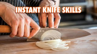 The Only Knife Skills Guide You Need