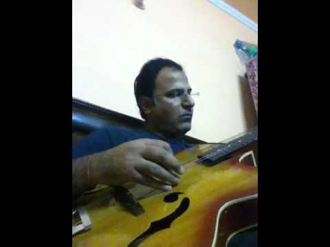 Sun saathiya lead on guitar