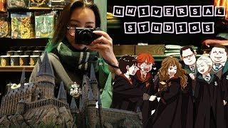 The Wizarding World of Harry Potter // Universal Studios Japan pt.1 - Vlog#4