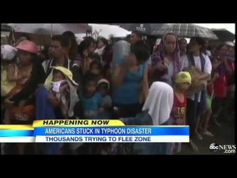 Typhoon Haiyan: Marines Bring Much-Needed Aid to Philippine