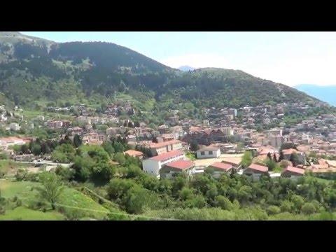 Karpenisi - Greece - HD