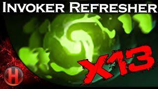 Dota 2 - Invoker Refresher 13