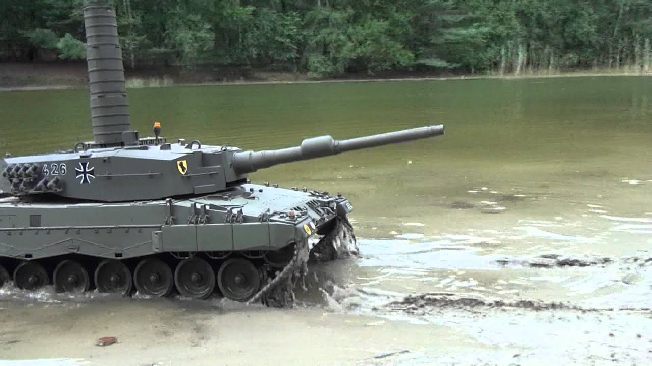 leopard 2 a5 1 7 youtube