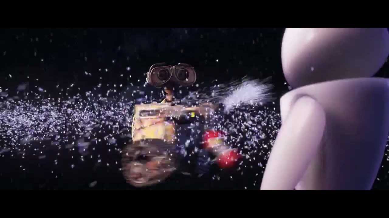 The best scene of wall e youtube for Wall scenes