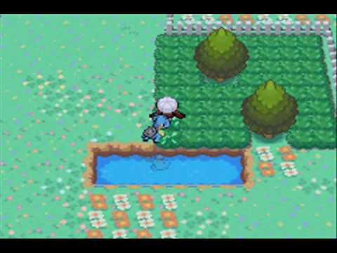 Pokemon Soul Silver Walkthrough Part #29: Johto's Safari Zone
