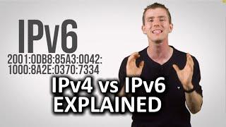 Internet Protocol - IPv4 vs IPv6 as Fast As Possible
