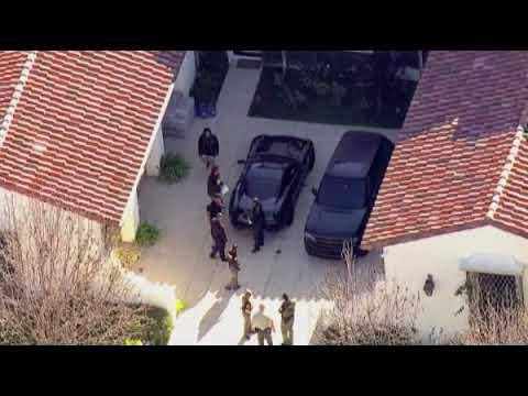 Superieur La Maison De Justin Bieber Descente De Police
