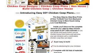 Easy Diy Large Chicken Coop