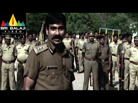 Vikramarkudu Telugu Movie Part 9/14 | Ravi Teja, Anushka | Sri Balaji Video