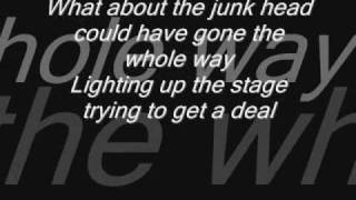 We Cry - The Script (lyrics)