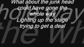 We cry - the script (lyrics)