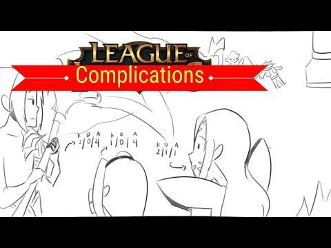 League of Complications - League of Legends Comic Dub thumbnail