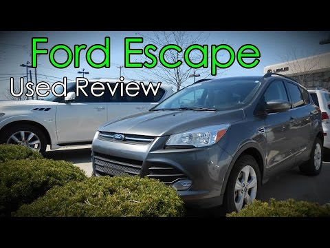 2014 Ford Escape: Used Review | S, SE & Titanium