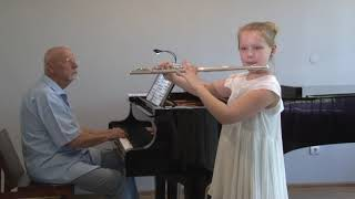 Golden Classical Music Awards Vanesa Sirma 9 years, Latvia