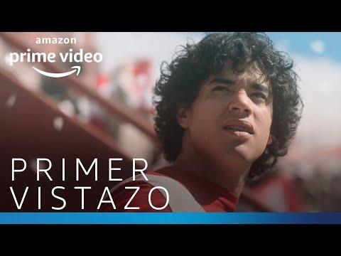 Maradona: Sueño Bendito - Anuncio de fecha de estreno   Amazon Prime Video