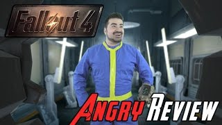 One of AngryJoeShow's most viewed videos: Fallout 4 Angry Review