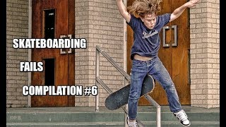 HALL OF MEAT on INSTAGRAM  || #6 SKATEBOARDING FAILS COMPILATION