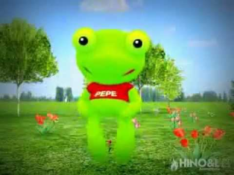 Sapo Pepe Nueva Version !!!