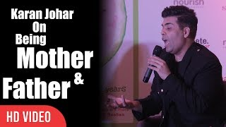Karan Johar Mother