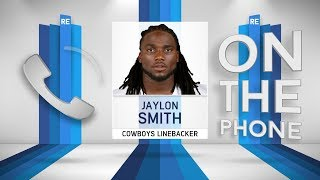 "Cowboys LB Jaylon Smith Talks ""Hot Boyz,"" Garrett & More w/Rich Eisen 