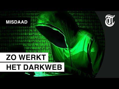 Darkweb - 1: Zo ziet niemand wat je op internet uitspookt