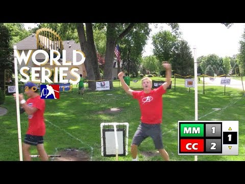 World Series Game 1 | MLW Wiffle Ball 2017