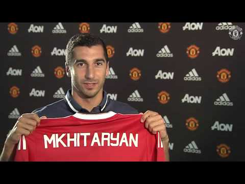 Video:  How to pronounce 'Mkhitaryan'. Listen From Manchester United Signing Henrikh Mkhitaryan