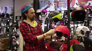Регулировки горнолыжного шлема