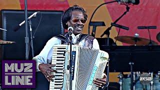 Buckwheat Zydeco New Orleans Jazz Heritage Festival 2016