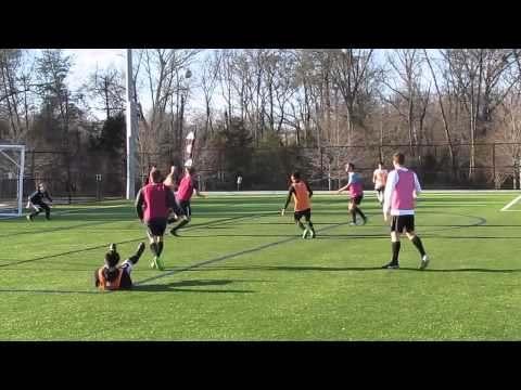 Highlights: Fredericksburg FC NPSL & WPSL Tryouts