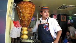 Tacos Al Pastor En Mexico D.f