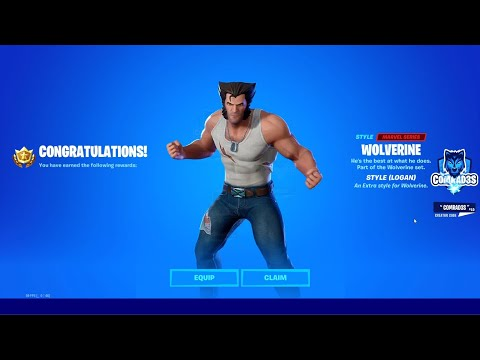 How to unlock Wolverine and his Logan Style in Fortnite - All Wolverine Challenges in Fortnite