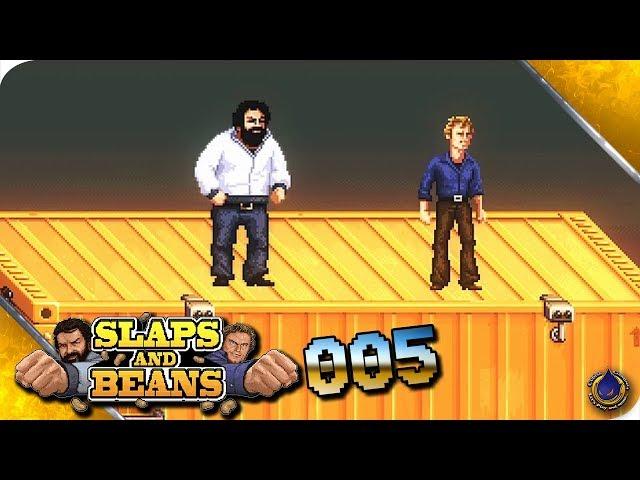 SLAPS AND BEANS 👊 [005] Vier Fäuste stechen in See